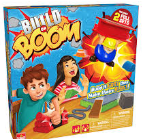 Occupational Therapy Games Build or boom