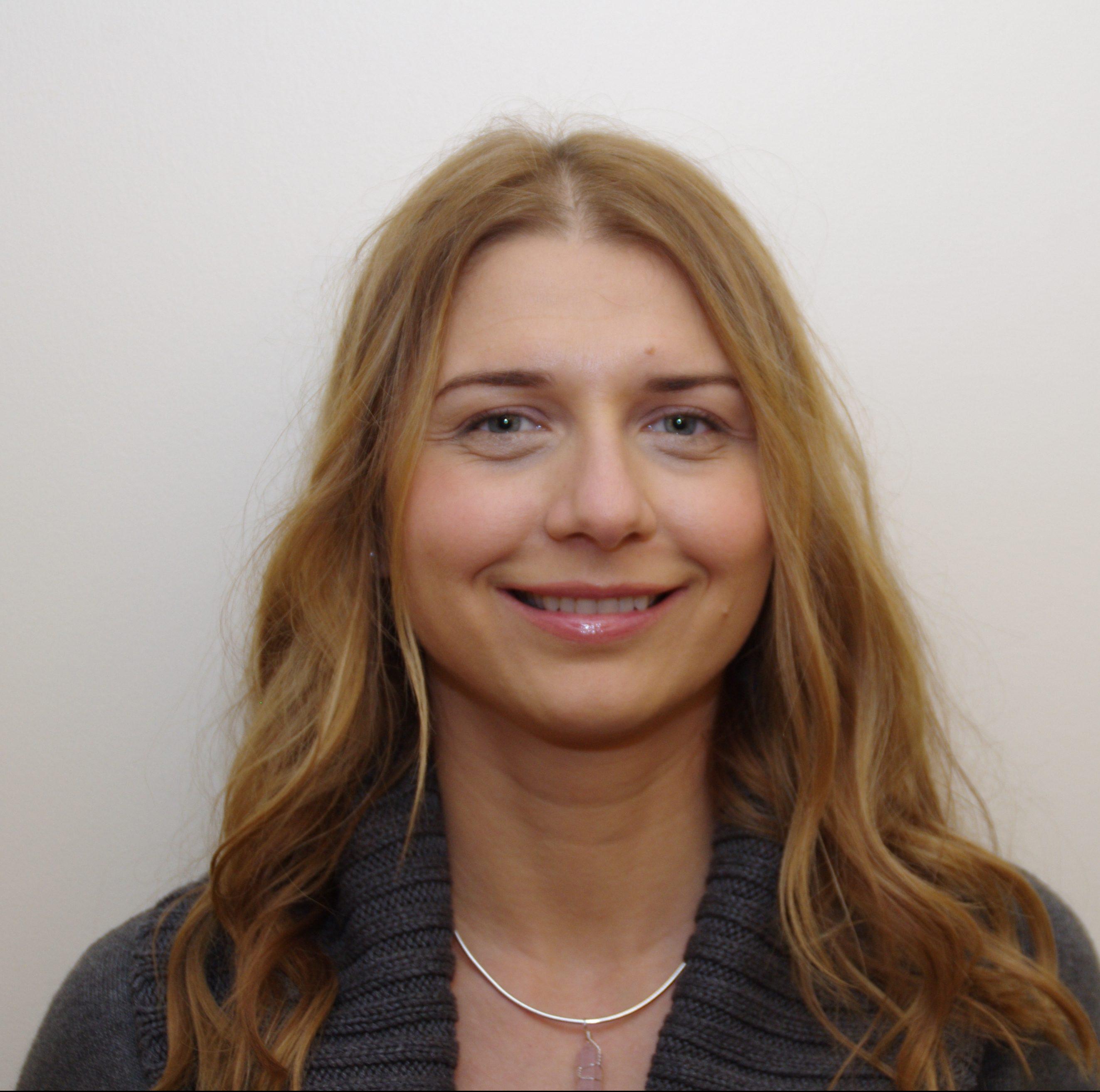 Psychologist Monica Lazarescu
