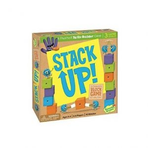Occupational Therapy Games Stack up