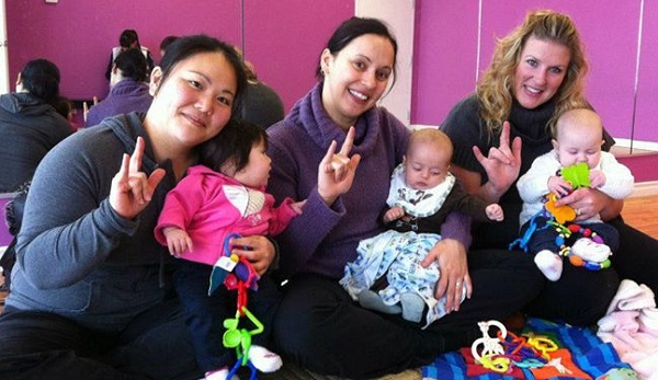 WeeHands baby sign language class