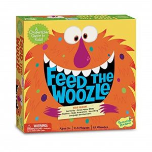 Occupational Therapy Games Feed the Woozie