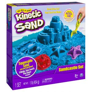Speech Language toy kenetic sand