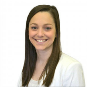 Voici Lauren Robinson, orthophoniste