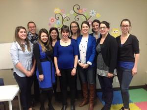 Faites briller en bleu le 2 avril! Portez des vêtements bleu pour la Journée mondiale de sensibilisation à l'autisme!