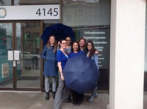 Faites briller en bleu le 2 avril...notre équipe Westmount!