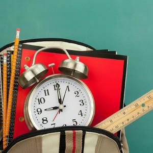 La réduction de l'anxiété - retour à l'école pour les enfants